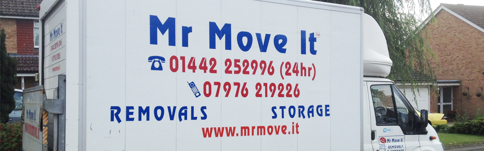 Mr Move It - Removals and Storage Hemel Hempstead Hertfordshire